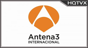 Watch Antena 3 International