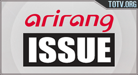 Arirang Issue tv online mobile totv