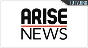 Arise News tv online