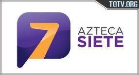 Watch Azteca 7 web México