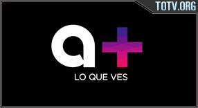 Azteca A+ México tv online mobile totv