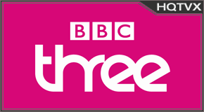 BBC Three tv online