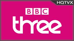 Watch BBC Three