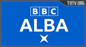 BBC ALBA tv online