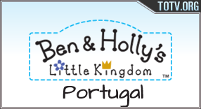 Ben & Holly's  Portugal tv online mobile totv