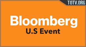 Bloomberg US Event tv online mobile totv
