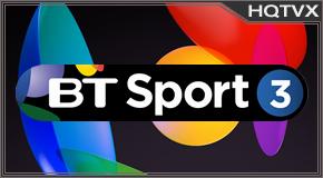 BT Sport 3 tv online