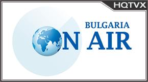 Bulgaria On Air Live HD 1080p