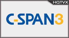 Watch C-Span 3