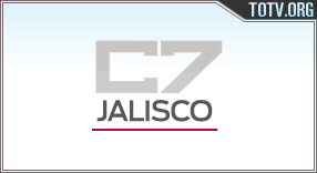 C7 Jalisco México tv online mobile totv