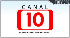 Watch Canal 10 México