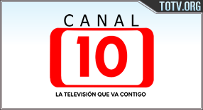Canal 10 México tv online mobile totv