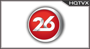 Watch Canal 26 Argentina