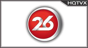 Canal 26 Argentina tv online mobile totv