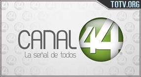 Watch Canal 44 En Vivo México