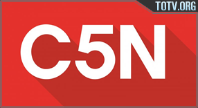 Canal 5 Noticias Argentina tv online mobile totv