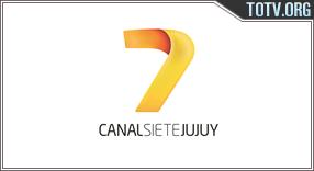 Canal 7 Jujuy Argentina tv online mobile totv