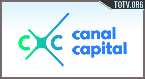 Canal Capital Colombia tv online mobile totv