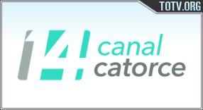Watch Canal Catorce México