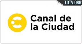 Canal de la Ciudad Argentina tv online mobile totv