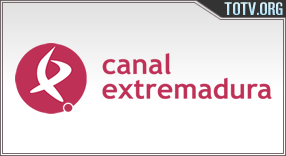 Canal Extremadura tv online mobile totv