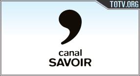 Watch Canal Savoir