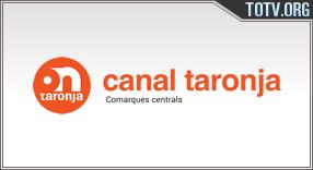Watch Canal Taronja Central