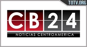 Watch CB24 Noticias Centroamérica