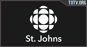CBC St. Johns tv online mobile totv