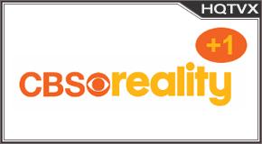 CBS Reality +1 tv online