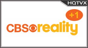 CBS Reality +1 tv online
