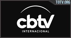 Watch CBTV Internacional Br