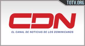 CDN Noticias República Dominicana tv online mobile totv
