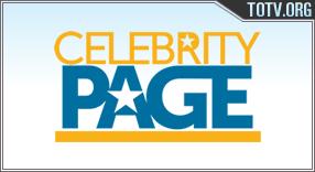 Celebrity Page tv online mobile totv