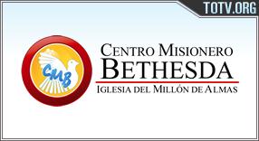 Centro Misionero Bethesda Colombia tv online mobile totv