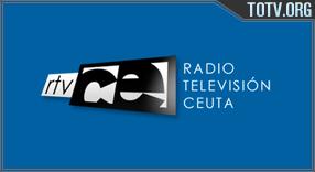 Radiotelevisión Ceuta tv online mobile totv