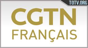 CGTN Français tv online mobile totv