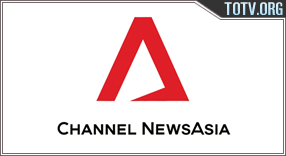 Channel NewsAsia tv online mobile totv