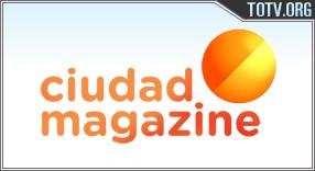 Ciudad Magazine Argentina tv online mobile totv