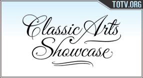 Classic Arts Showcase tv online mobile totv