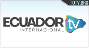 Watch Ecuador TV