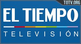 El Tiempo Colombia tv online mobile totv