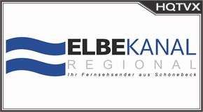 Elbe Kanal tv online mobile totv