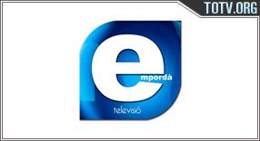 Empordà tv online mobile totv