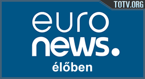 Watch Euronews élőben