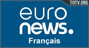 Euronews Français tv online mobile totv