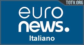 Euronews Italiano tv online mobile totv