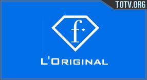 Fashion L'Original tv online mobile totv