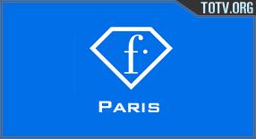 Fashion Paris tv online mobile totv