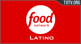 Food Network Latino tv online mobile totv
